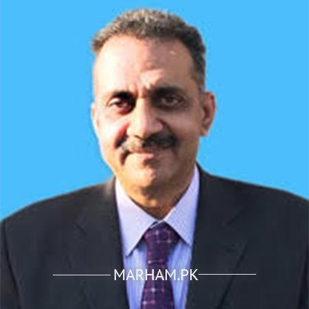 Prof. Dr. Muhammad Amjad Chaudhry