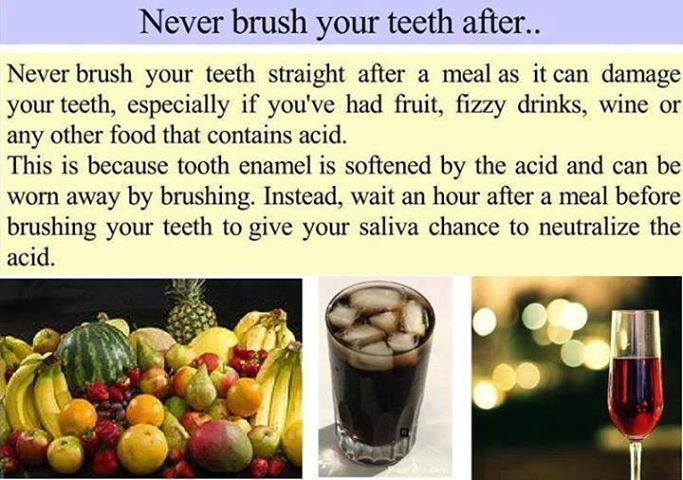How To Care Your Teeth